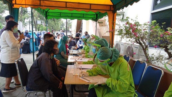 Hari Ini Bertambah 90 Kasus Baru Covid-19 di Sumut, Total 20.403, Pasien Meninggal 732 Orang