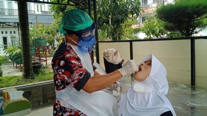 200 Perempuan Ikuti Swab Gratis dalam Rangka Hari Ibu, Cukup Bawa KK dan KTP