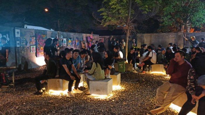 Swadaya Jadi Wadah Seniman Medan Pamerkan Karya