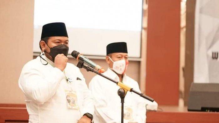 Pasangan Syahrial - Waris Ditetapkan Sebagai Wali Kota dan Wakil Wali Kota Tanjungbalai