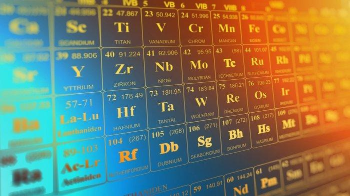 Materi Belajar Kimia SMA: Cara Membaca Tabel Periodik, Pengertian, Unsur hingga Klasifikasi