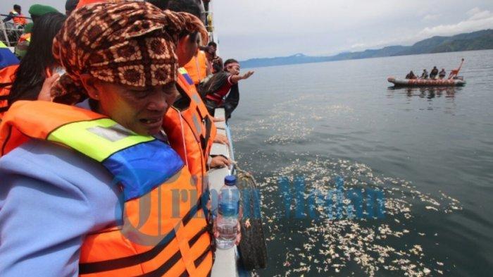 Kapolres Samosir Imbau Pengusaha Kapal PenyeberanganBerkaca Pada Tragedi KM Sinar Bangun