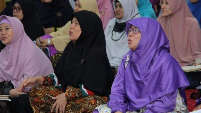 Penutupan Madrasah, Salimah Sumut Gelar Tausiyah Akhir Ramadan Bertema Buah Ketaqwaan