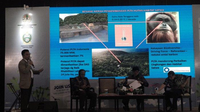 Aksi Nyata PLTA Batang Toru untuk Mitigasi Perubahan Iklim