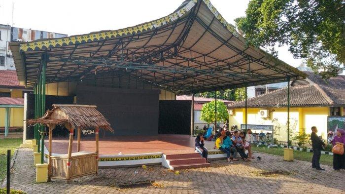 Taman Budaya Sumatera Utara Butuh Perbaikan