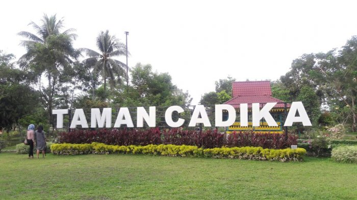 Taman Cadika di Jalan Karya Wisata Medan Johor