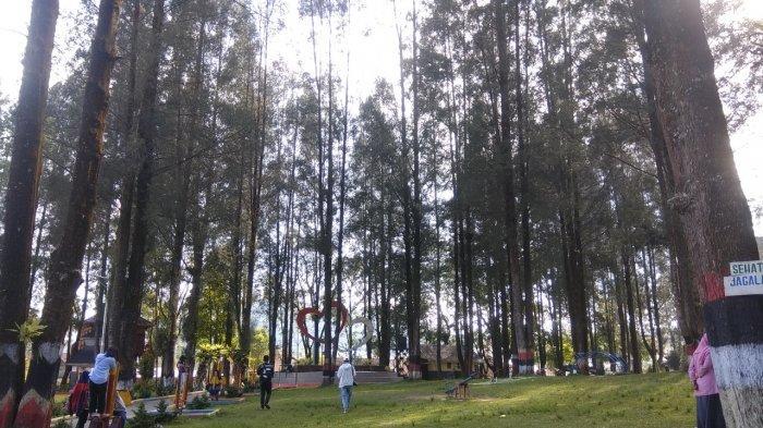 Taman Mejuah-Juah Berastagi, TawarkanSejuknya Udara Karo, Cocok Jadi Tempat Wisata Bersama Keluarga