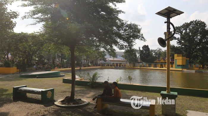 BERITA FOTO Menikmati Sore di Taman Sri Deli Medan - taman-sri-deli-medan-2.jpg
