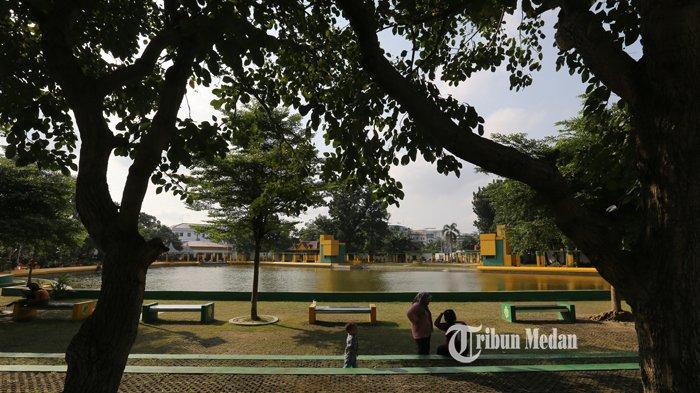 BERITA FOTO Menikmati Sore di Taman Sri Deli Medan - taman-sri-deli-medan.jpg
