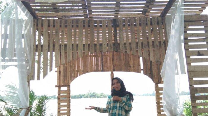 Indahnya suasana romantis sekaligus edukatif di Taman Wisata Danau Siombak,