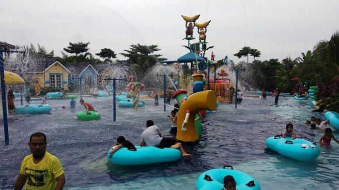 3 Wisata Air di Medan Cocok Untuk Weekend Bersama Keluarga