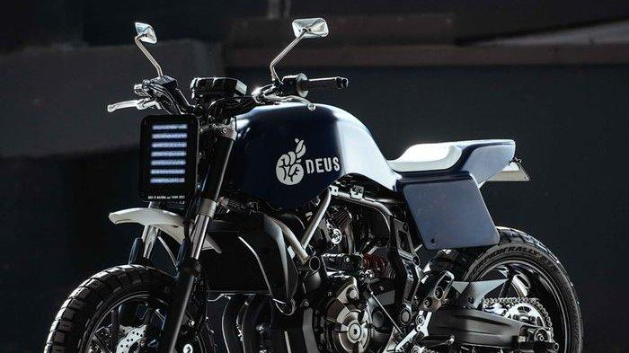 Bombshell: Body Kit Street Tracker Untuk Yamaha MT-07 dan XSR700 Jadi Lebih Sangar