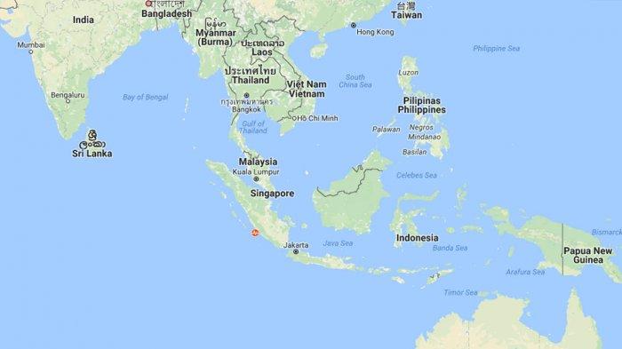 Google Informasikan Gempa Bengkulu Secara Real Time, Tak Berpotensi Tsunami