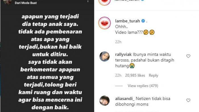 Tanggapan Ibu Zara terkait video viral mirip anaknya
