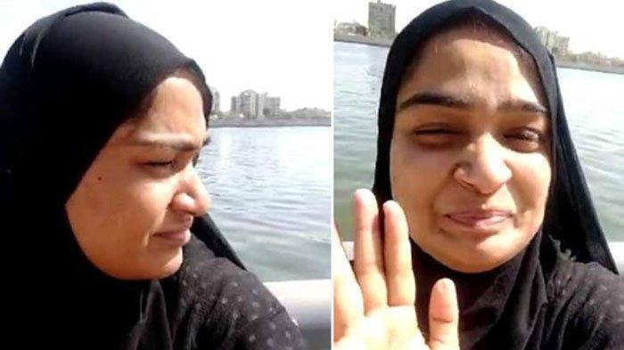 Tangis Istri Disiksa Suami Gegara Mas Kawin Kecil, Ucapkan Pesan Terakhir Sebelum Lompat ke Sungai