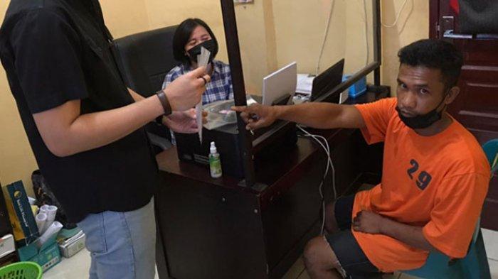 Berawal dari Postingan Facebook, Pengedar Narkoba Ditangkap Polres Labuhanbatu
