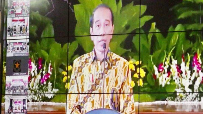 Minta Pemda Waspadai Kasus Covid-19 Naik Pasca-Lebaran, Presiden Jokowi: 1,5 Juta Orang Mudik