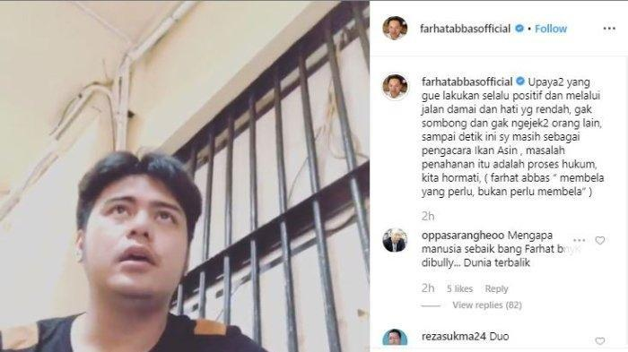 Galih dan Pablo Dihukum di Sel Tikus Seminggu, Kepergok Pakai Ponsel yang Dibawa Farhat Abbas