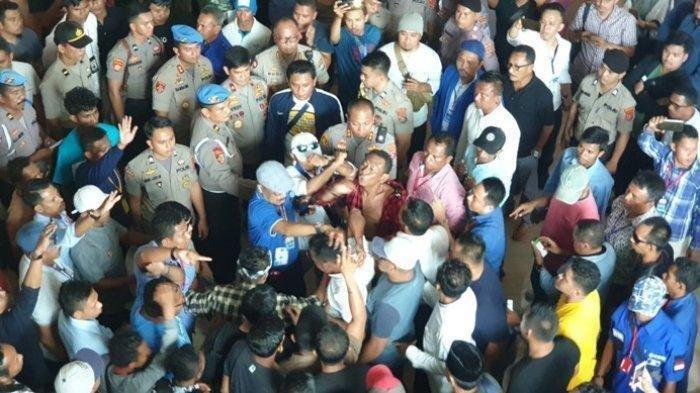 Tanpa Amien Rais, Ricuh di Arena Kongres V PAN, Zulkifli Hasan: Istilah Pak Amien seperti Smack Down