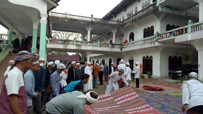 Tarekat Naqsyabandiyah Al Kholidiyah Jalaliyah Rayakan Idul Fitri 1440 Hijriyah