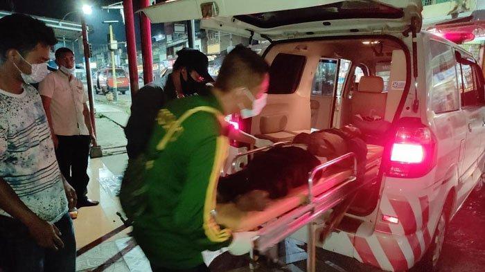 Seorang Warga Tanjungmorawa Meninggal di Batubara Usai Turun dari Bus