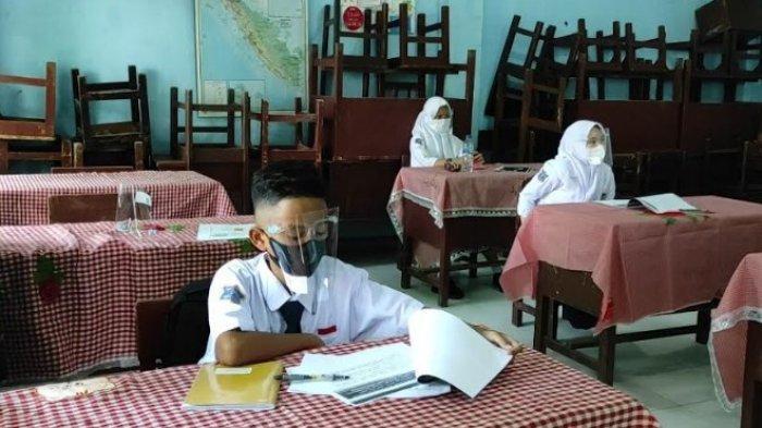 Mulai Senin Depan Sekolah Tatap Muka Terbatas di DKI Jakarta, Durasi Belajar 3-4 Jam Sehari