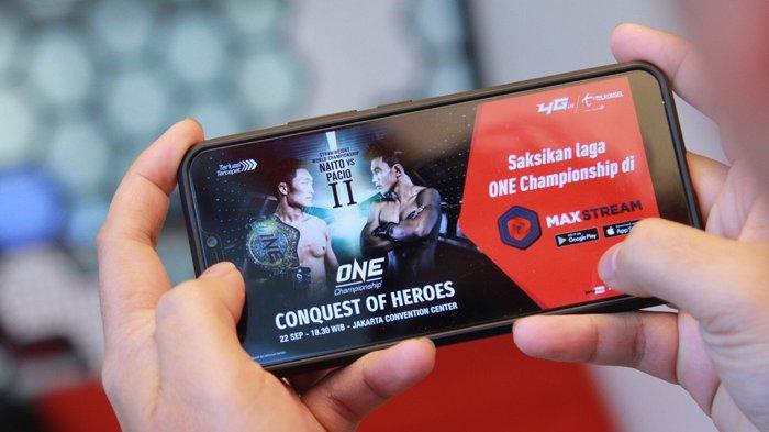 ONE Championship Jalin Kemitraan Strategis dengan Telkomsel