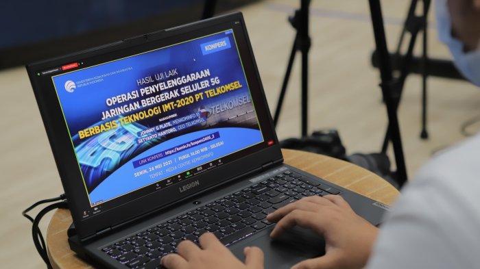 Telkomsel Resmi Jadi Operator Seluler 5G Pertama di Indonesia