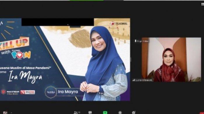 Telkomsel Gelar Talkshow Entrepreneur, Beri Inspirasi Bisnis di Masa Pandemi
