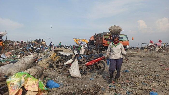 Medan Kota Terkotor di Indonesia,Pilot Project Penanganan Sampah Domestik TPA Terjun Diluncurkan