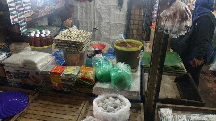 Sudah Empat Hari tak Jual Tahu, Pedagang di Medan Keluhkan Pemasukan Berkurang