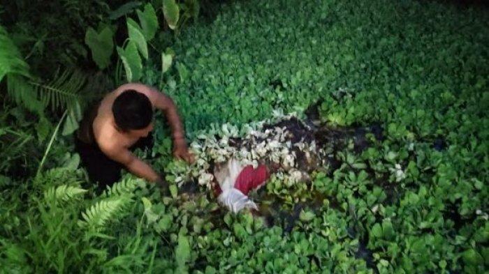 SESOSOK Mayat Mengapung di Kolam Gemparkan Warga Binjai, Akhirnya Identitasnya Terkuak