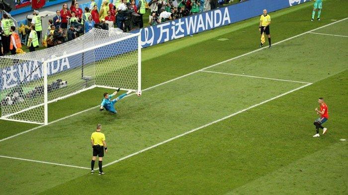 Dramatis, Tuan Rumah Rusia 'Usir' Spanyol dari Piala Dunia lewat Adu Penalti