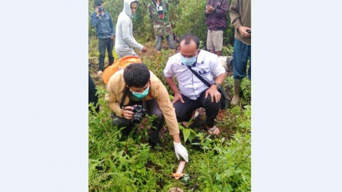 Pencari Kayu Bakar Temukan Tengkorak Manusia di Samosir, Diduga Berjenis Kelamin Laki-laki