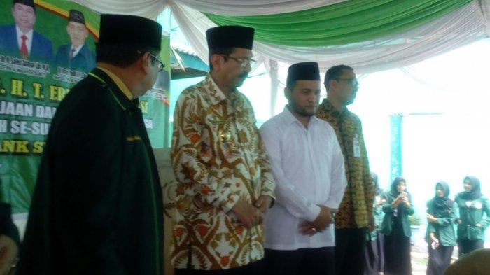 Guyonan Tengku Erry pada Dedi Iskandar: Kita Harap Sewaktu-waktu Nanti Bisa Sama-sama di Sumut