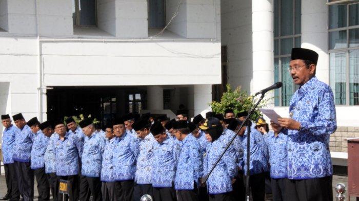 Jadi Inspektur Upacara Hari Lahir Pancasila, Ini Pesan yang Disampaikan Tengku Erry Nuradi