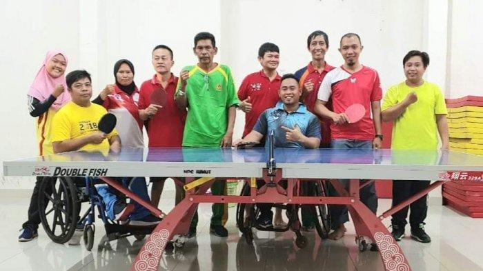 Persiapan Asian Paragame China 2022, 16 Atlet NPC Sumut Ikut Pelatnas
