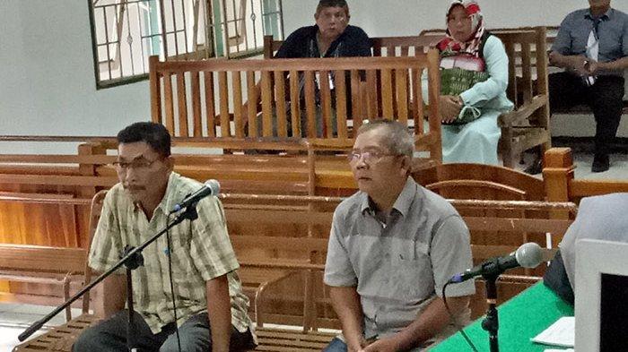 Dua Terdakwa Kasus Korupsi HUT ke-10 Paluta Bergulir di PN Medan, Jerat Kabag Kesbangpol dan PPTK