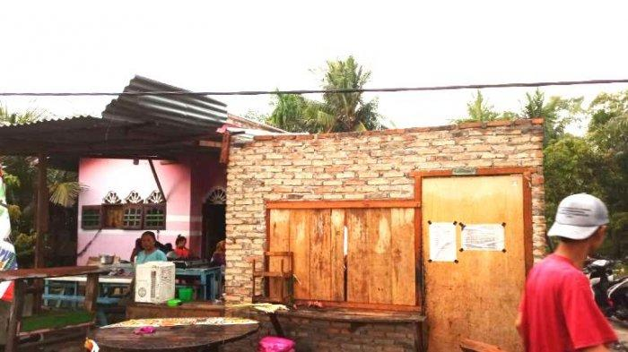 Puluhan Rumah di Sergai Rusak Dihantam Putting Beliung, Ernawati Mengira Suara Helikopter