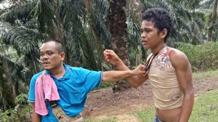 Personel Reskrim Polsek Kuala Buru Pelaku Penembakan Jaka Ginting