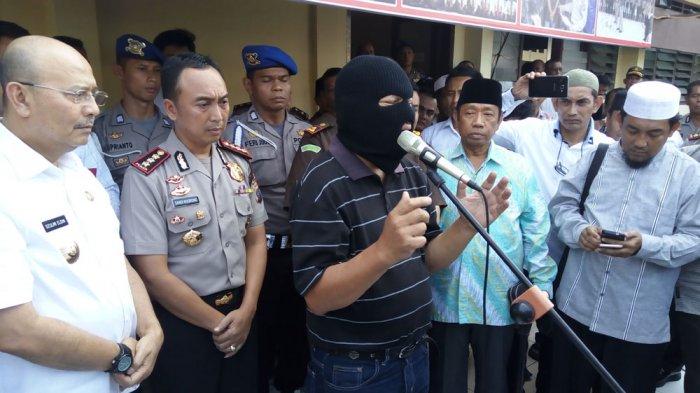 Terduga Penista Agama di Media Sosial Akhirnya Ditangkap