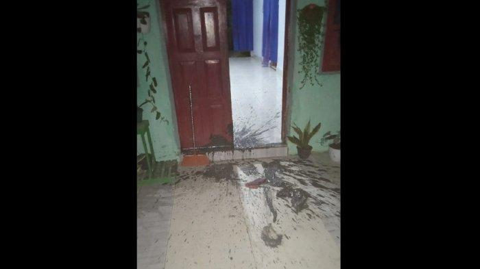 Polisi Terima Laporan Teror Air Comberan di Rumah Orangtua Aktivis Anti Narkoba Binjai-Langkat