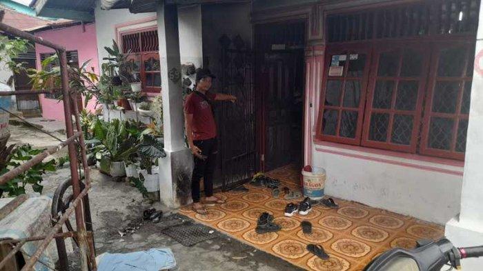 3 OTK Siram Bensin dan Bakar Rumah di Siantar Barat, Sebelumnya Ada Pesan Ancaman