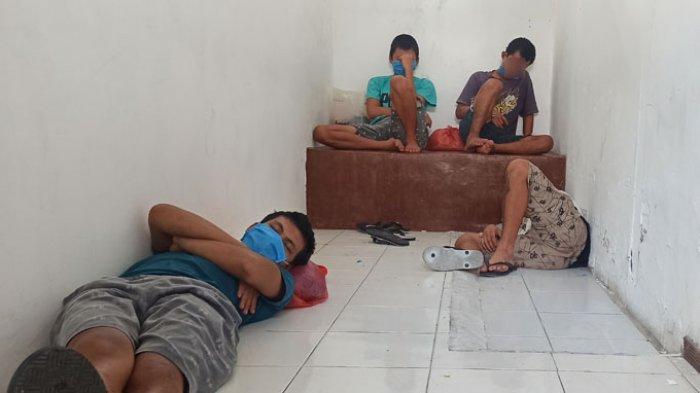 Berkas Empat Pelaku Rudapaksa di Laguboti Sudah Dilimpahkan ke Kejari Toba Samosir