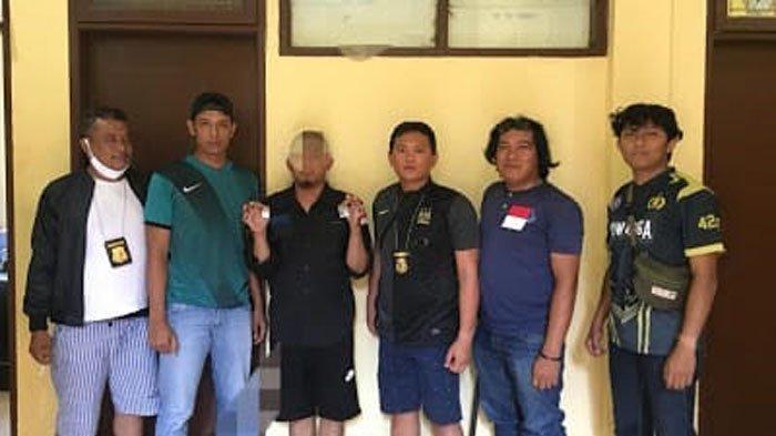Mantan Anggota Panwas Jadi Pengedar Sabu di Samosir