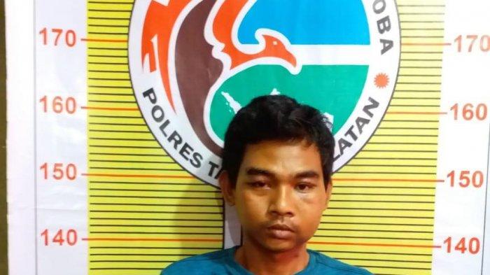 Bawa Sabusabu 50 Gram, Polisi Tangkap Khoiruddin Hasibuan