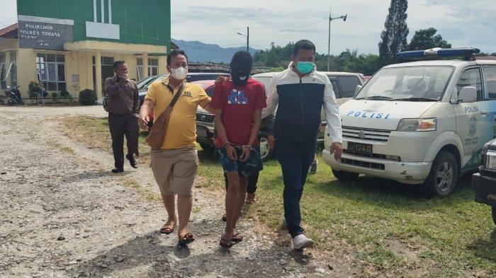 Empat Jam Mengintai, Polisi Akhiri 25 Hari Pelarian Remaja Pembunuh Guru SD di Toba