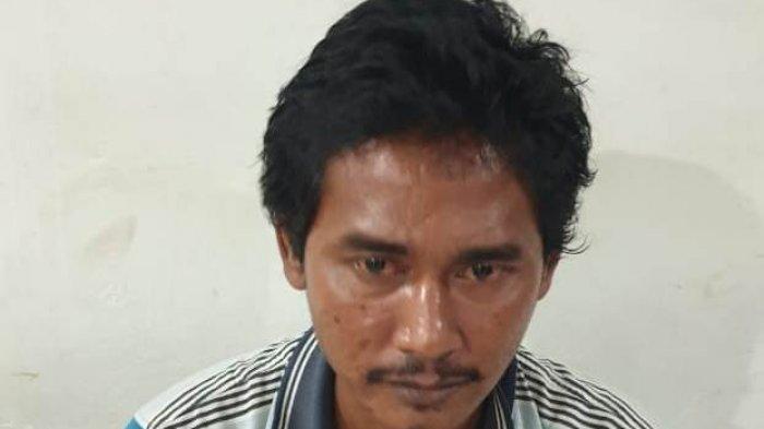 Pembacok Kepala Adik Kandung Pakai Cangkul, Dibawa ke Rumah Sakit Bhayangkara Medan