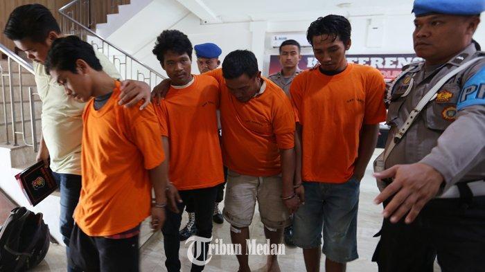 Polisi Tangkap Pria yang Berikan Perintah untuk Menganiaya Kader IPK Almarhum Jarisman Saragih