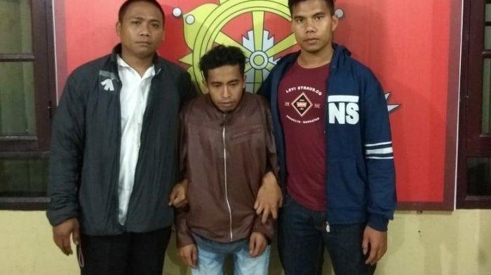 Ancam Sebarkan Foto Syur, Elko Sinaga Tega Perkosa Teman Dekatnya di Ladang Jagung